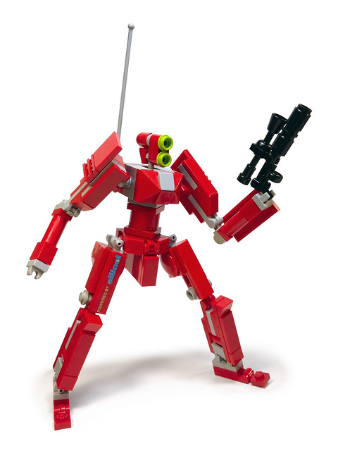 Lanky Bot 2.0