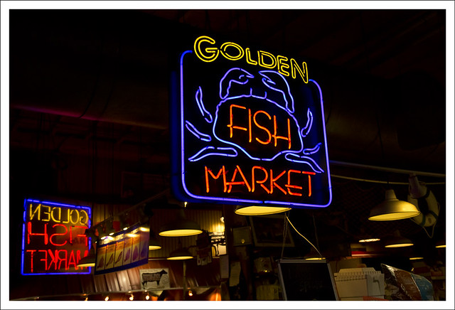 Golden Fish Market