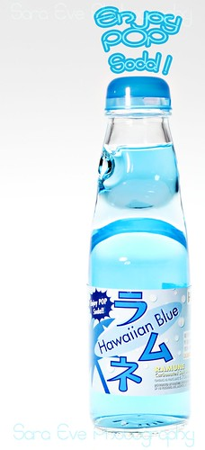 Hawaiian Blue Ramune