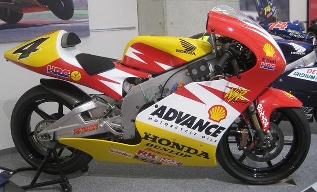 1999 WGP250 Shell Advance HONDA NSR250 宇川徹 Tohru Ukawa