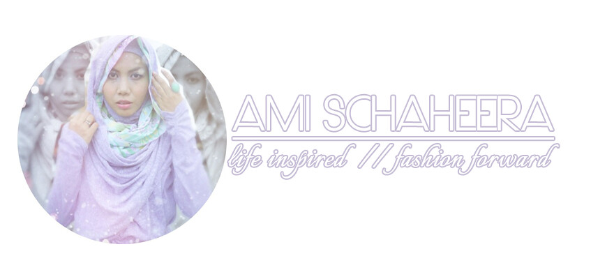 Ami Schaheera | Fashion Blogger