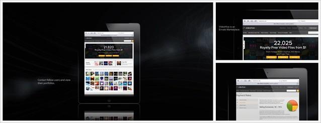 Tablet Presentation Black