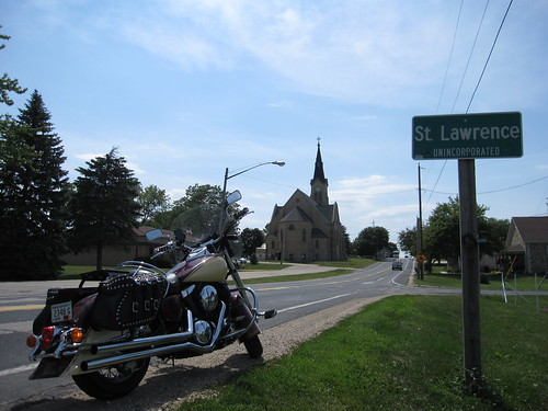 06-08-2012 Ride - St Lawrence, WI