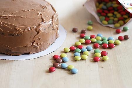 Kit Kat Cake @yumlaut.de