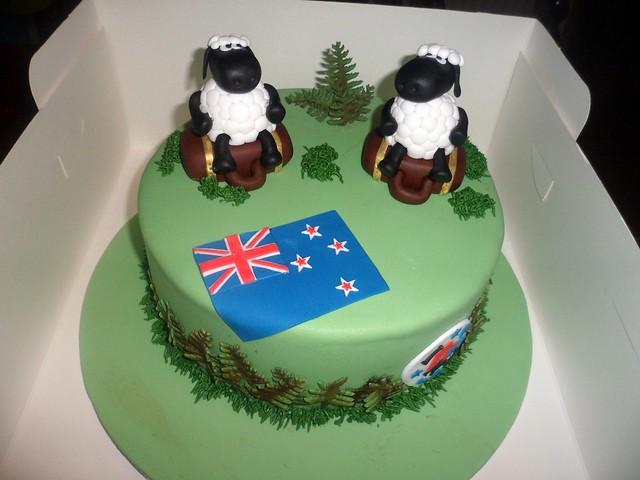 Edible Cake Images New Zealand : New Zealand Cake Flickr - Photo Sharing!