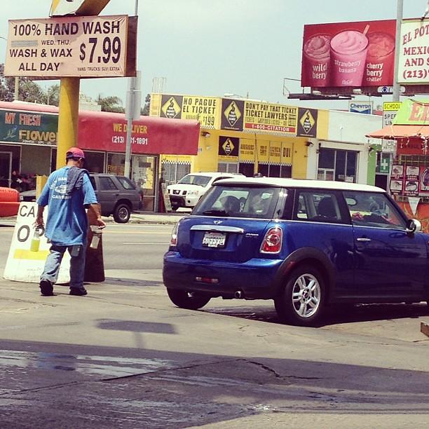 Valencia Car Wash Early Bird