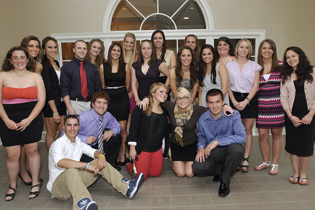 Athletics Awards Banquet 2012