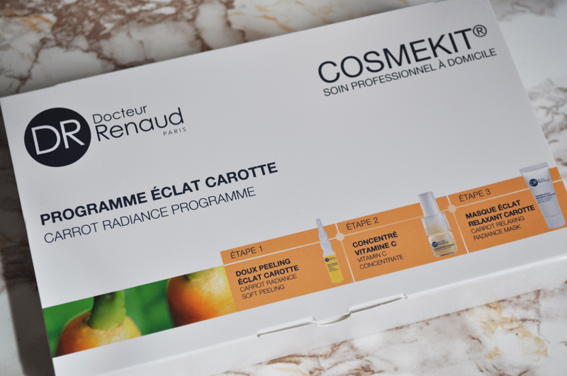 dr renaud carrot radiance programme 4