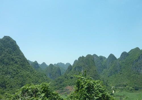 C-Guangxi-Route Chutes Detian (72)