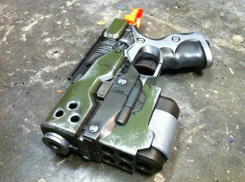 Johnson Arms Custom Nerf Guns