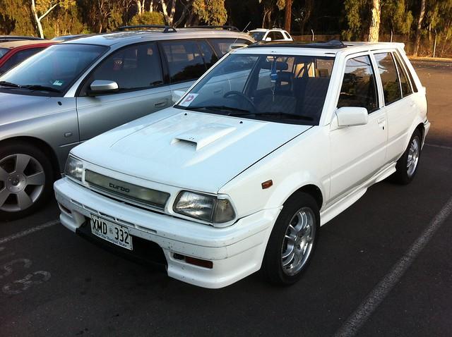 Fs 1988 Ep71 Toyota Starlet 2e Telu 1200 Starlets