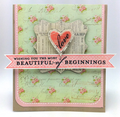June card kit for Simon Says Stamp