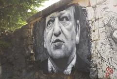 José Manuel Durão Barroso, painted portrait DDC_3042