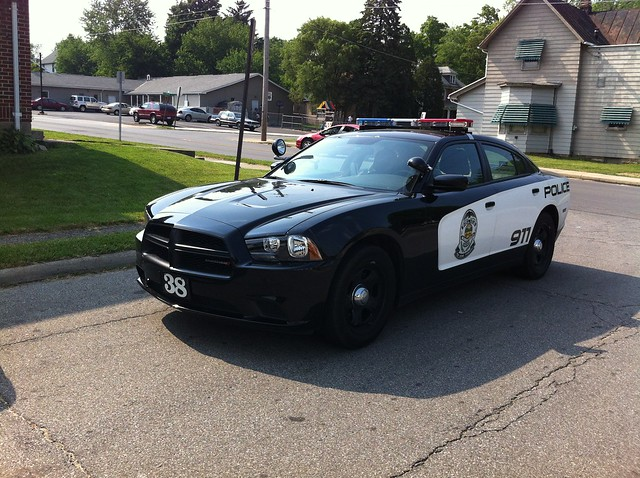 Mansfield Police Unit 38