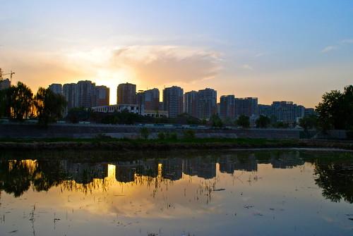 china river nikon xian nikond3000