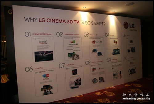 Why LG Cinema 3D TV Is So Smart?