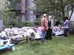 Photos from May 5 Garden Flea Market