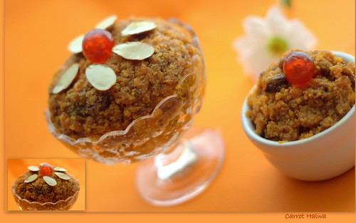 Carrot Halwa by {deepapraveen very busy with work..back soon