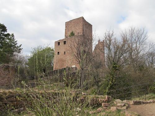 village eguisheim et ses chateaux 123