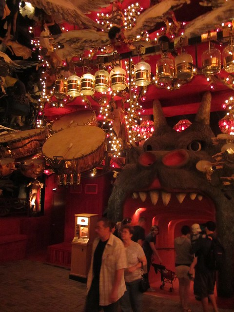 Monstrous Gateway at the House on the Rock