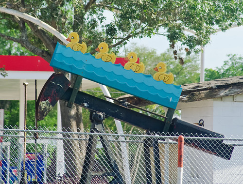 Whimsical Pumpjack