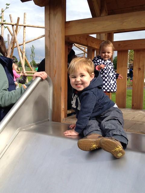 Brockwell Park playground