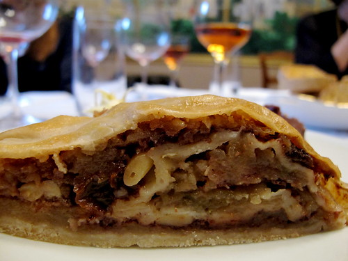 Nonna's apple strudel