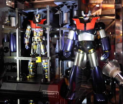 Mazinger Z SoC DX Tokyo Toy Show 2012