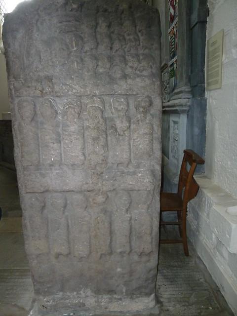 Apostles Stone, Dunkeld Cathedral
