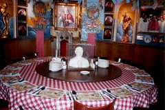 The godfather table flickr photo sharing - Buca di beppo pope table ...