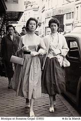 Monique et Suzanne Coipel