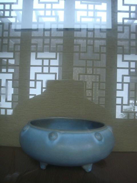 08 蓝釉水洗