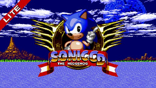 Sonic CD - Android Lite Version