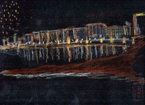 Hogueras La Coruña