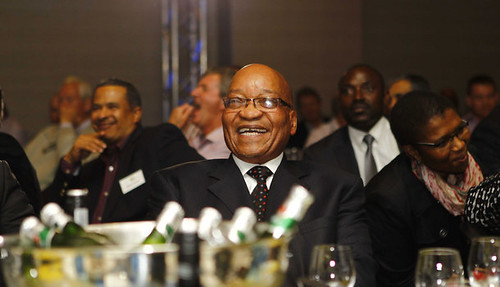 Republic of South Africa President Jacob Zuma has launched an attack on Vice-President Kgalema Motlanthe for questioning the succession issue within the ruling African National Congress (ANC). by Pan-African News Wire File Photos