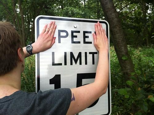 Pee Limit