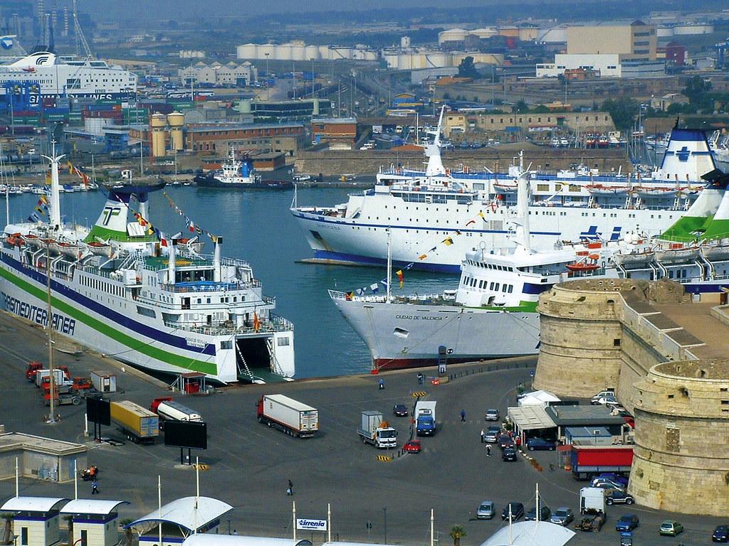 Civitavecchia porto skyscrapercity - Port of civitavecchia cruise terminal ...