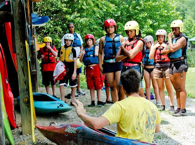 Teen Adventure Camp 110