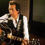 Alejandro Escovedo performs live on 6.5.12 in WFUV's Studio A. photo by Erica Talbott