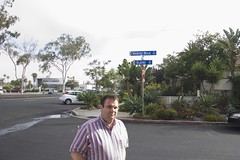 Harvey Milk Street, San Diego