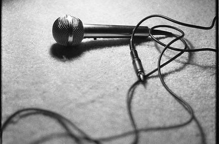 Microphone Ibiza