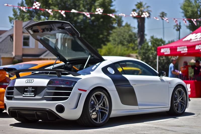 Audi R8 GT #1