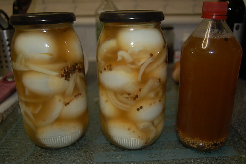 pickled eggs June 12 1