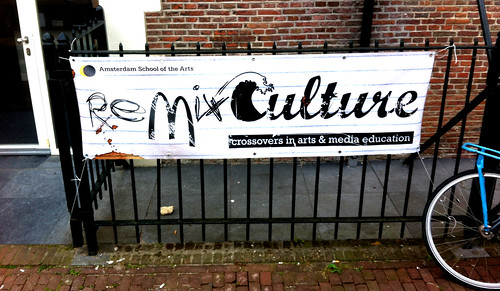 Remix Culture Course - Amsterdam