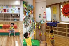 七夕とらちゃん 子育て支援センター (2012/7/7)