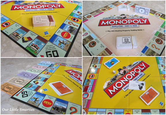 monopoly singapore Monopoly sums it best in the singapore edition of the popular board game,  where they localised the chance and community cards to make it.