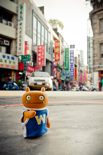 Uglyworld #1604 - On The Streets Of Hsinchu (Project TW - Image 191-366) by www.bazpics.com