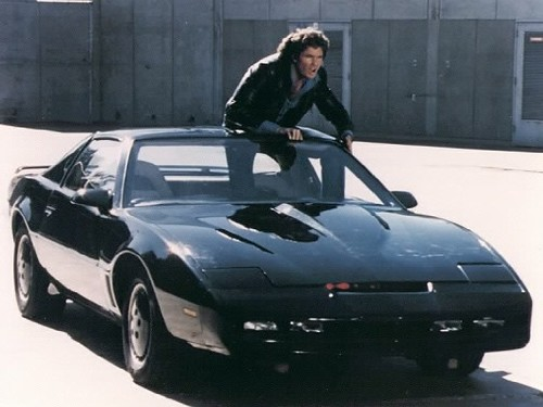 Knight Rited and the Kid, knight rider, kid