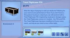 Total Flightcase F35