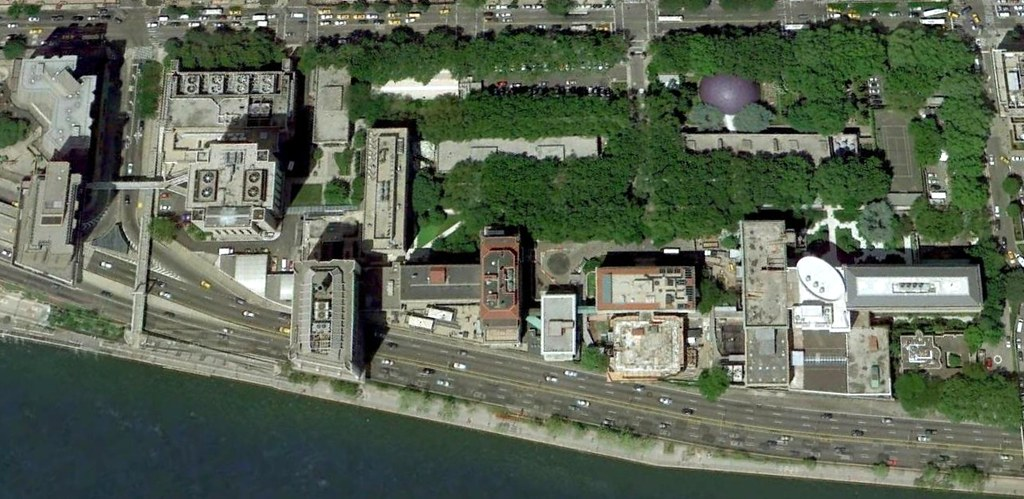 Rockefeller University Campus Map.The Rockefeller University Campus Upper East Side New Yo Flickr